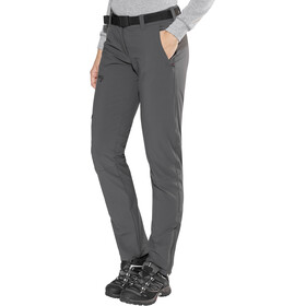 Maier Sports Inara Slim Pantalon Femme, graphite